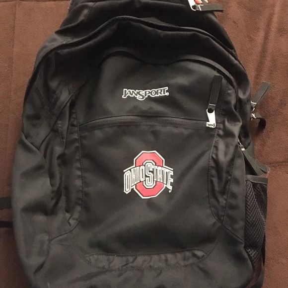 Jansport Bags | Ohio State Bookbag | Poshmark